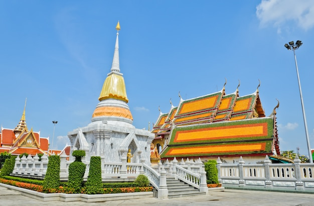 Temple en thaïlande Photo Premium