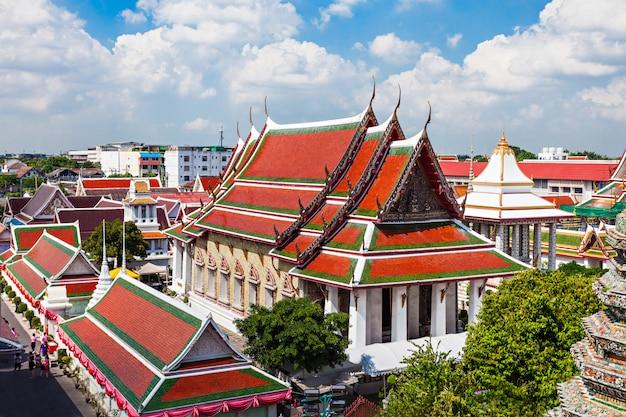 Temple wat arun Photo Premium