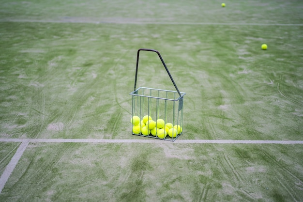 Tennisattributes, balles Photo gratuit