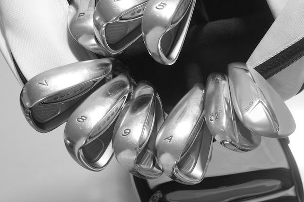 Tête de putter de golf Photo Premium
