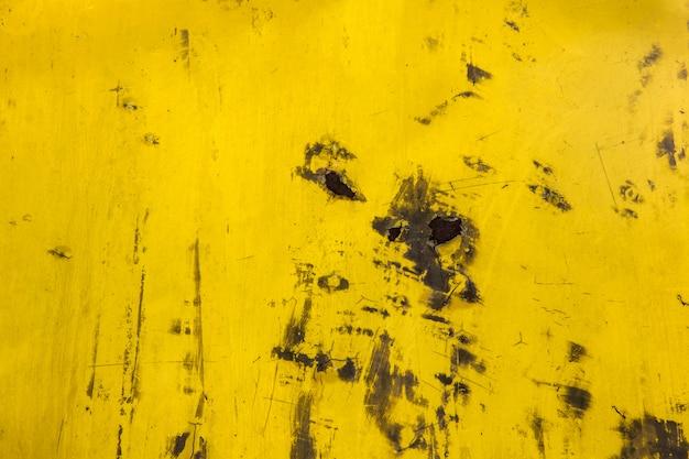 Texture abstraite de surface grunge. poussière et mur sale rugueuse avec modèle vide. Photo Premium