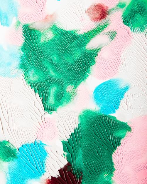 Texture artistique de coup de pinceau Photo gratuit