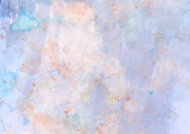 Texture Bleu Orange Photo gratuit