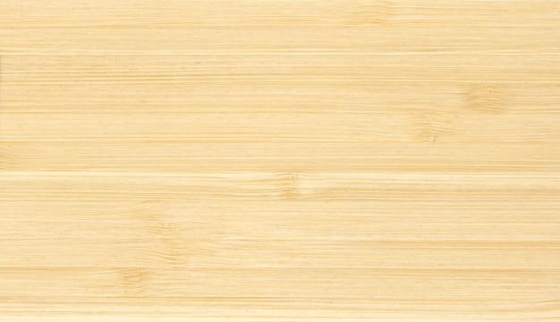Texture bois de bambou naturel Photo Premium