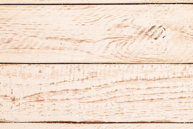 Texture de bois peint minable blanc patiné vintage Photo Premium