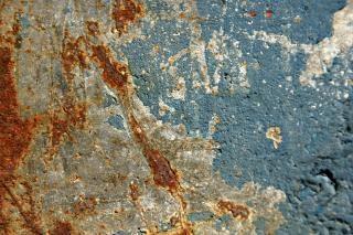 Texture brute du mur, tache Photo gratuit