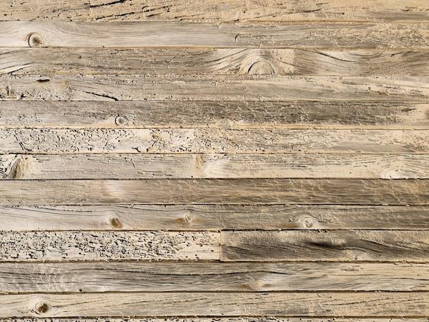 Texture de bureau en bois naturel Photo gratuit