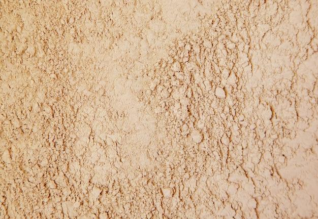 Texture cosmétique pour le visage et le corps. spa mise au point sélective. Photo Premium