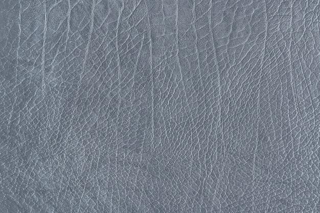 Texture De Cuir Gris Photo gratuit