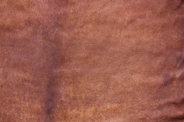 Texture De Daim Marron Photo Premium