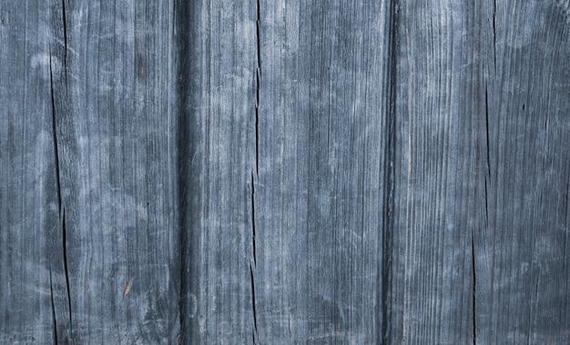 Texture du bois. fond de vieux panneaux. abstrait, modèle vide Photo Premium