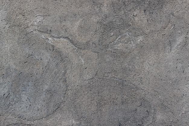 Texture du mur de béton avec une fissure. Photo Premium