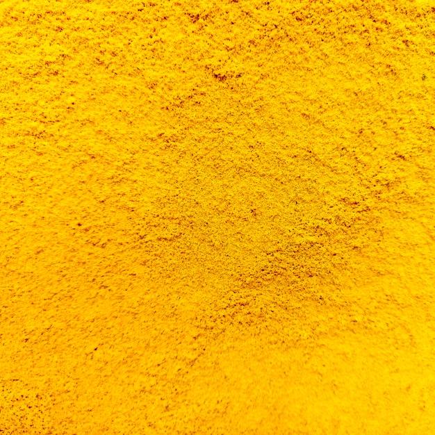 Texture d'épices au curry Photo gratuit
