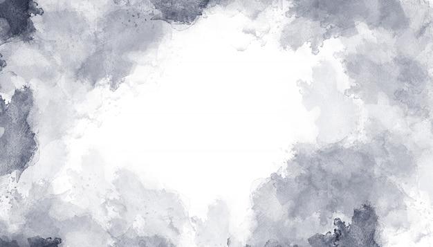 Texture de fond aquarelle gris Photo Premium