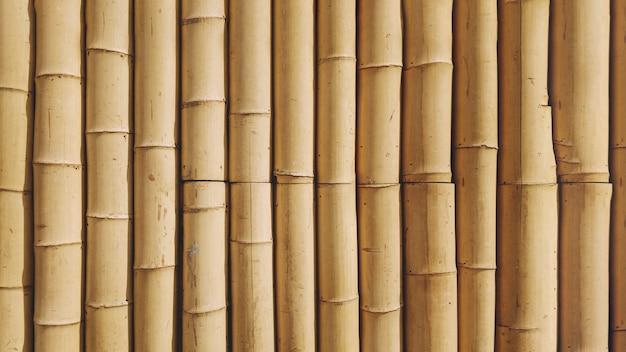 Texture De Fond De Bambou Photo gratuit