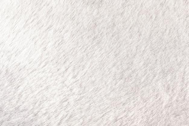 Texture de fond de fourrure shaggy. détail du matériau de la peau douce et velue. Photo Premium