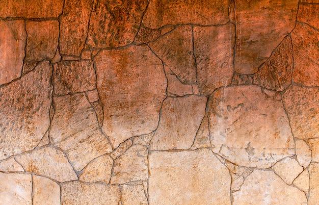 Texture De Fond De Mur En Pierre Photo Premium