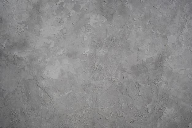 Texture de fond de stuc gris Photo Premium