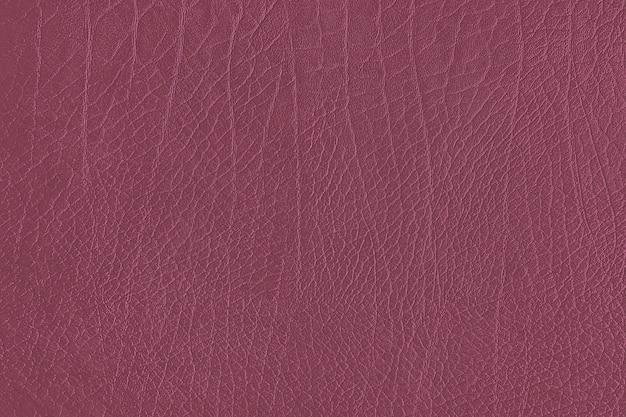 Texture de grain de cuir rose Photo gratuit