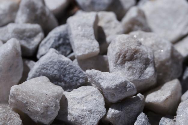 Texture de gros plan pierres Photo gratuit