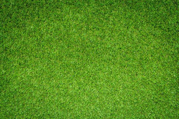 La texture de l'herbe verte peut être utilisée comme arrière-plan Photo Premium