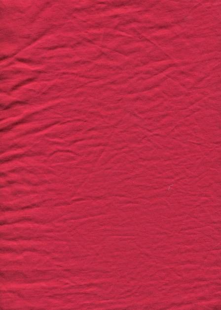 Texture de lin rouge Photo Premium