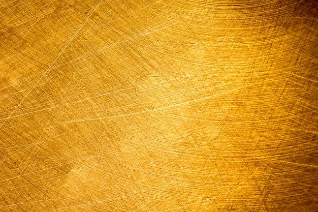 Texture En Métal Doré Ancien Pour Le Fond, Le Motif Peut être Utilisé Pour Le Papier Peint. Photo Premium