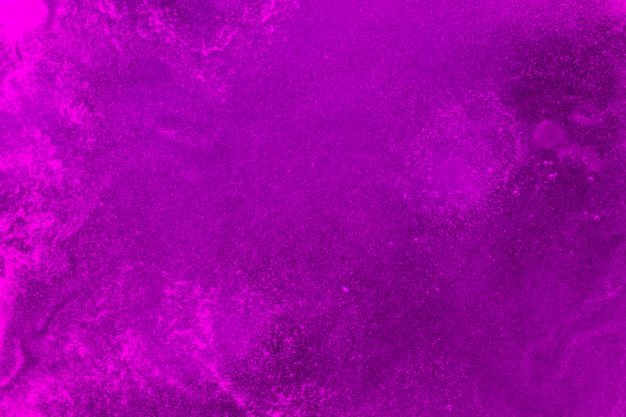 Texture mousseuse sur un liquide violet Photo gratuit