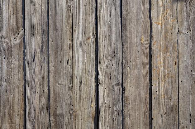 Texture de mur en bois Photo Premium
