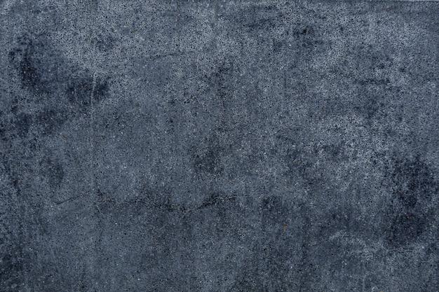 Texture de mur en ciment texturé fond noir béton texturé Photo Premium