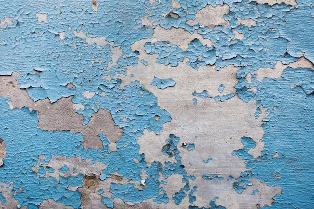 Texture de mur peint pelé avec espace de copie Photo gratuit