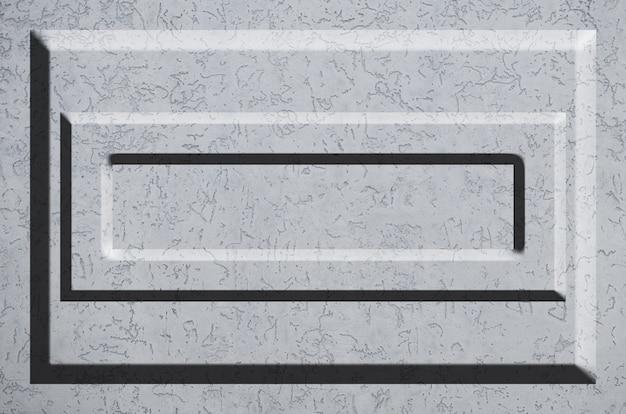 Texture de mur en plâtre Photo Premium