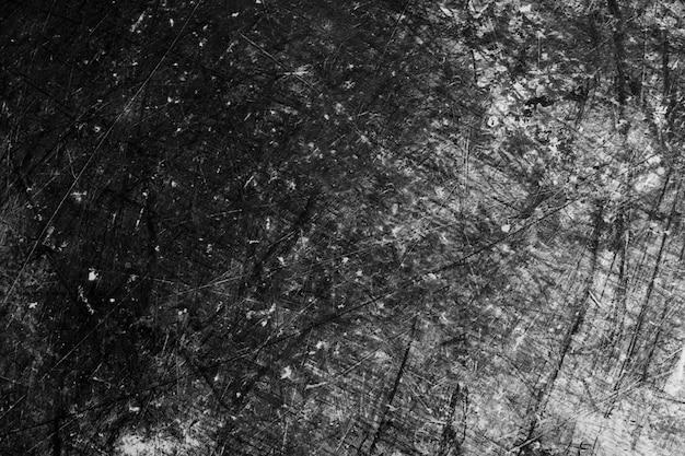 Texture noire grunge. fond sombre. blanc pour la conception. Photo Premium