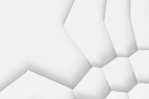 Texture Numérique Légère De Blocs De Différentes Tailles De Formes Différentes Imposantes Photo Premium