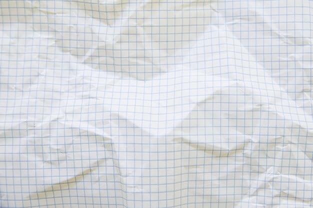 Texture de papier froissé Photo gratuit