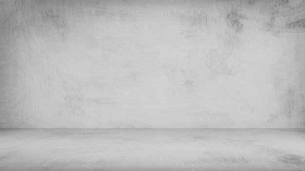 Texture De Peinture Grise Sur Le Mur Et Le Sol Pour L