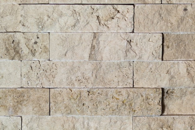 La texture de la pierre naturelle Photo Premium