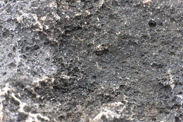 Texture de la roche grise Photo Premium