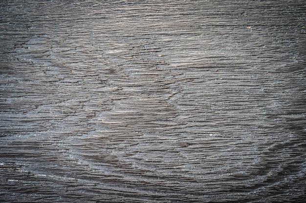 Texture et surface du bois gris et noir Photo gratuit