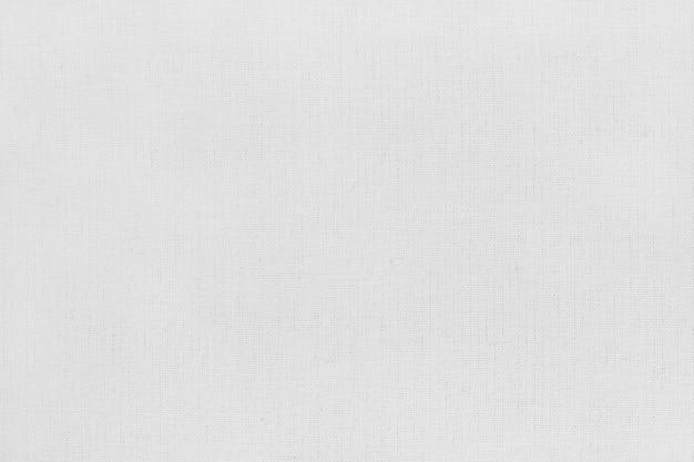 Texture De Tissu De Coton Gris Blanc Avec Motif Sans Couture. Photo Premium