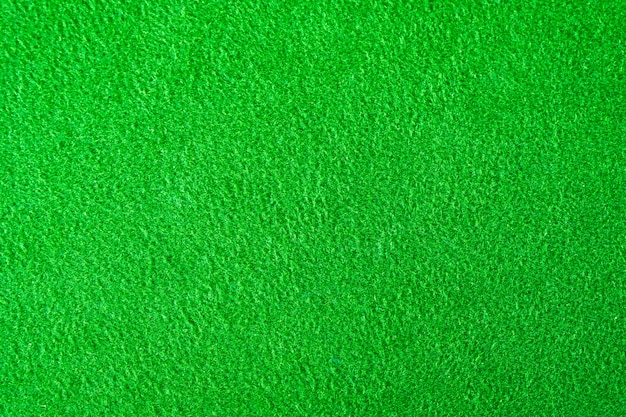 Texture de tissu de feutre vert pour le fond Photo Premium