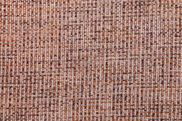 Texture De Tissu. Fond Textile Lin Photo Premium