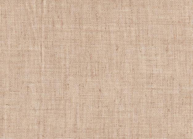 Texture de tissu marron Photo Premium