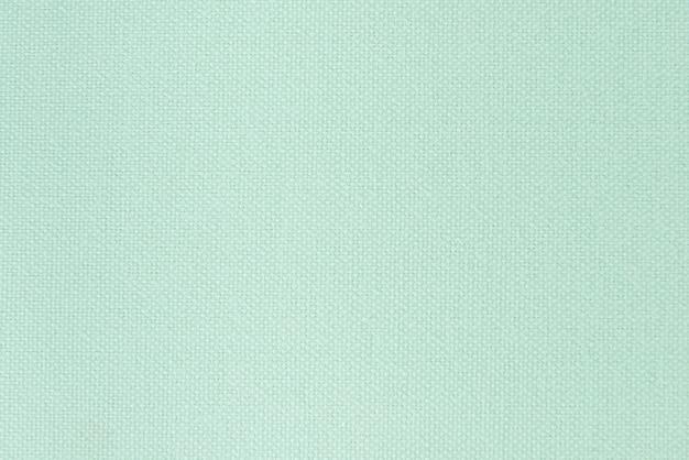 Texture De Tissu Tissé Turquoise Photo Premium