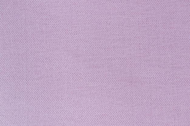 Texture De Tissu Tissé Violet Photo Premium