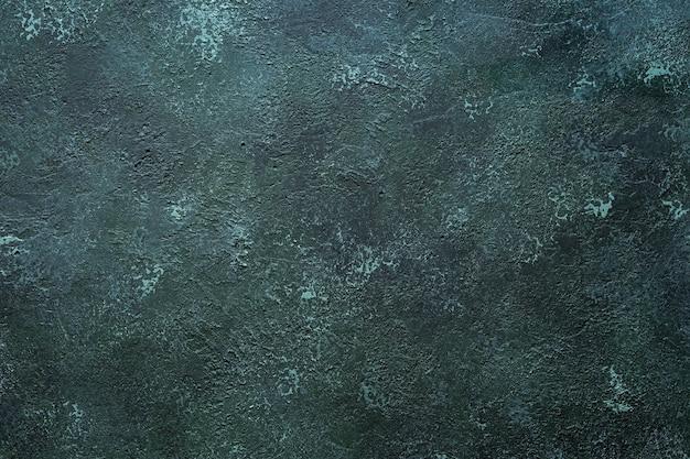 Texture vert foncé riche Photo Premium