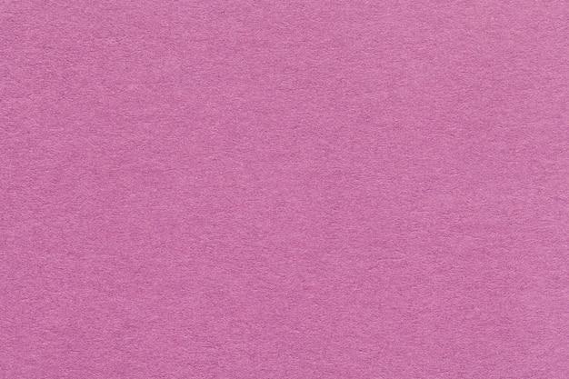 Texture de vieux closeup papier rose foncé Photo Premium