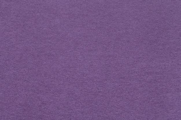 Texture de vieux closeup papier violet foncé Photo Premium