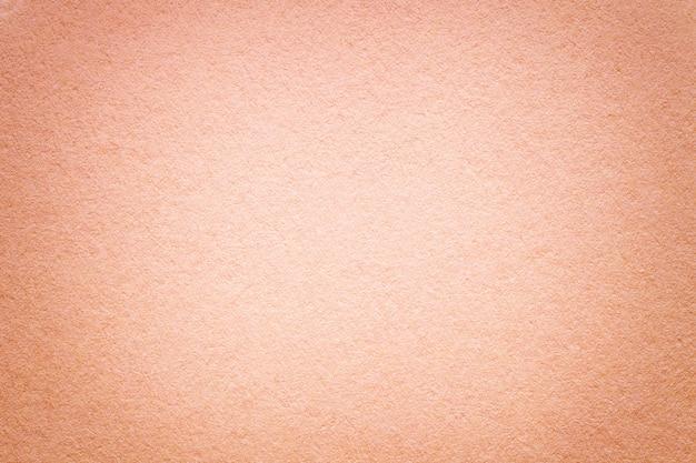 Texture de vieux fond de papier corail Photo Premium