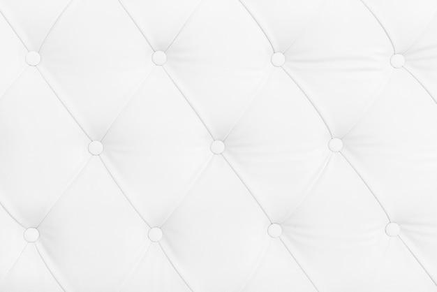 Textures de cuir blanc Photo gratuit